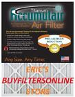 Home Air Filters 20x25x1