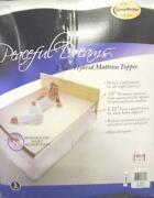 Memory Foam Mattress Topper Queen 2
