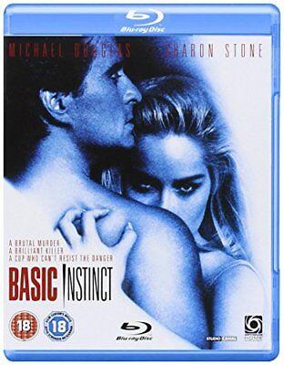 Basic Instinct [Blu-ray] [DVD][Region 2]