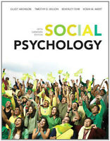 Social Psychology, Fifth Canadian Edition