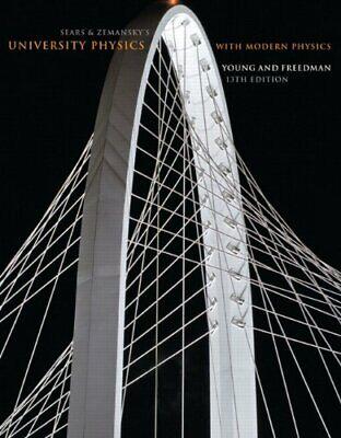 Sears and Zemansky's University Physics with Modern Physics, 13th Edition (University Physics 13th Edition)