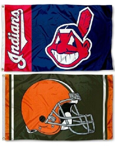 1 cleveland browns nfl and 1 cleveland