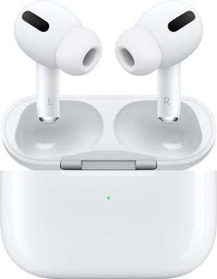 Apple AirPods Pro con estuche de carga inalambrico Blanco