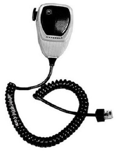 Motorola Real OEM Mic HMN1056D HMN1056 MICROPHONE, COMPACT USA