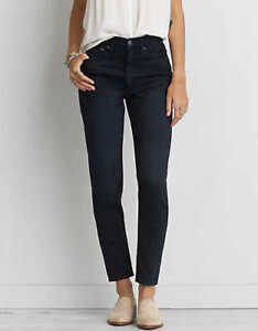 American Eagle Outfitters Vintage style dark wash denim