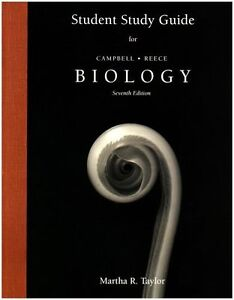 Biology by Cambel-Reece STUDY GUIDE West Island Greater Montréal image 1