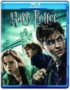 Harry Potter and The Deathly Hallows Part 1 Blu Ray