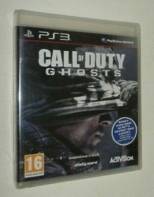 CALL OF DUTY GHOSTS Play Station 3 PS3 EDIZIONE ITALIANA SIGILLATO .