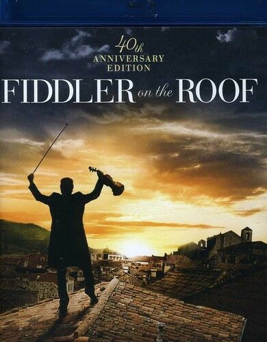 Fiddler On The Roof (2014, REGION A Blu-ray