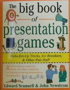 Presentation Games---How to keep your audience awake!
