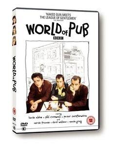 World of Pub starring Phil Cornwall [DVD]