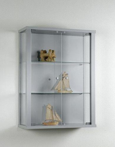 h ngevitrine glas schr nke wandschr nke ebay. Black Bedroom Furniture Sets. Home Design Ideas