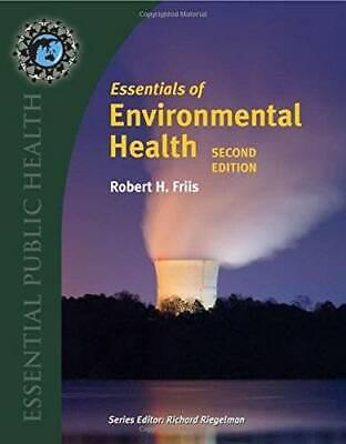 Essentials Of Environmental Health, 2nd Edition (Essential Public Health) - GOOD