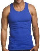 Mens Sleeveless T Shirt XXL