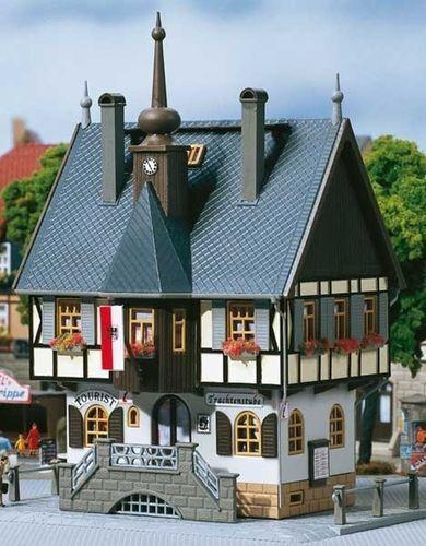 SH Auhagen 12350 Historisches Rathaus Sp HO / TT