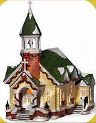 Dept 56 Stone Church