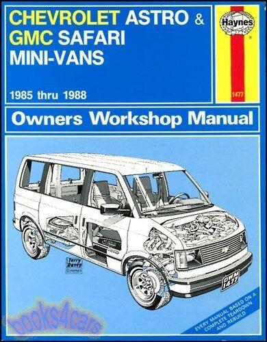 1988 CHEVROLET GMC SHOP MANUAL ELECTRICAL SERVICE REPAIR BOOK