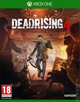 Dead Rising 4 (Xbox One) VideoGames