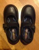 Girls School Shoes Size 10