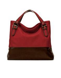 Zara Red Bags