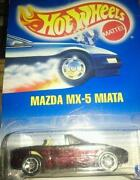 Hot Wheels Miata