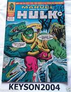 Hulk Comic UK