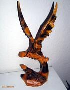 Adler Geschnitzt