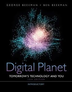 Digital Planet: Tomorrow's Technology and You, University