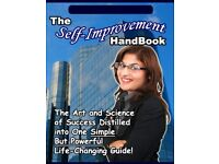 FREE Guide To Improve Every Aspect Of Your Life Today