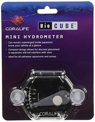 Coralife Biocube Mini Aquarium Hydrometer