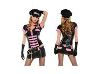 Cop Costume, Policewoman Outfit, Fancy Dress