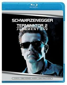 Film bluray Rare Terminator 2 ( son DTS THX )