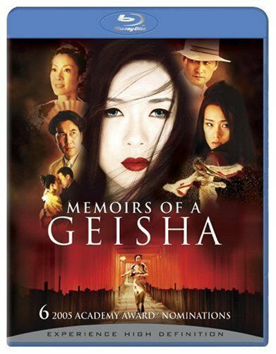 NEW Memoirs of a Geisha [Blu-ray]