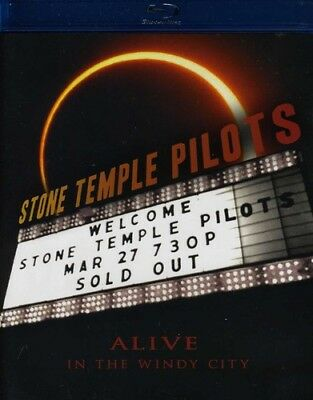 Stone Temple Pilots - Alive in the Windy City [New Blu-ray]](Windy City Movie)