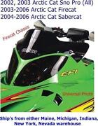 Firecat Windshield