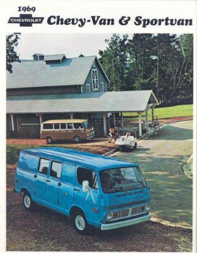 1969 Chevy Van Parts Catalog. Parts. Auto Parts Catalog And Diagram