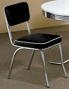 Retro Chrome Chairs