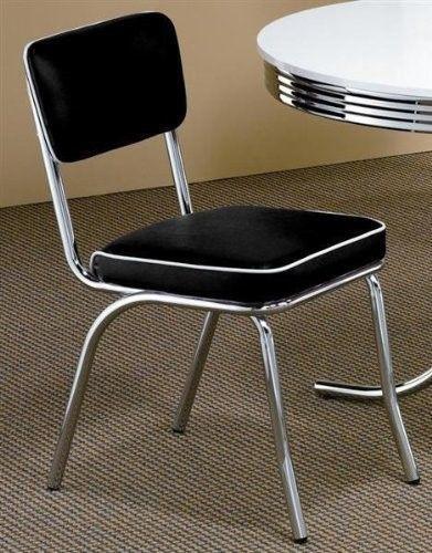 Retro Chrome Chairs Ebay