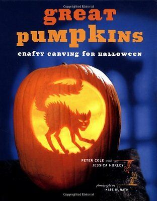 Great Pumpkins: Crafty Carvings for Halloween - Halloween Carving Books