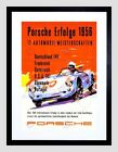 Car Racing Framed Decorative Posters & Prints