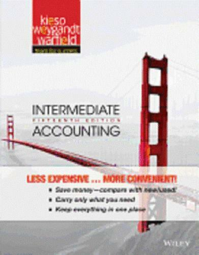 Intermediate accounting kieso books ebay fandeluxe Choice Image
