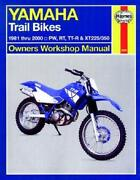 Yamaha TTR-90 Manual
