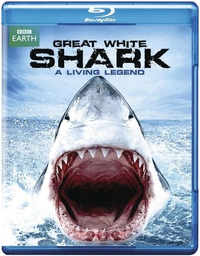 Great White Shark: A Living Legend (2013, Blu-ray NEW)