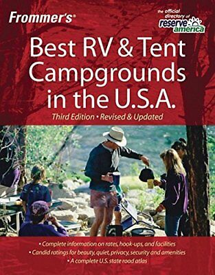 Frommer's Best RV and Tent Campgrounds in the U.S.A. by Hoekstra,