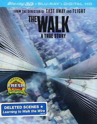 Купить The Walk (3D Blu-ray + Blu-ray) NEW!
