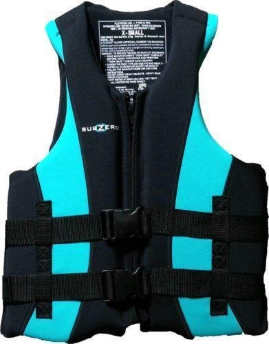 Is Neoprene Waterproof >> Womens Neoprene Life Vest | eBay