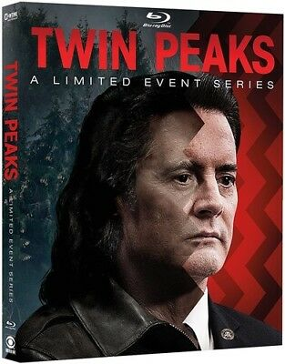 Twin Peaks  A Limited Event Series  New Blu Ray  Boxed Set  Special Edition  W