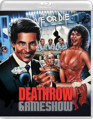 Deathrow Gameshow [New Blu-ray] With DVD