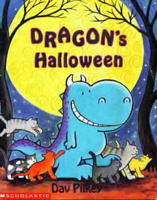 Dragons Halloween: Dragons Fifth Tale](Dragon Halloween Dav Pilkey)