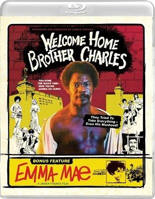 Welcome Home Brother Charles   Emma Mae  New Blu Ray  With Dvd  Widescreen  2
